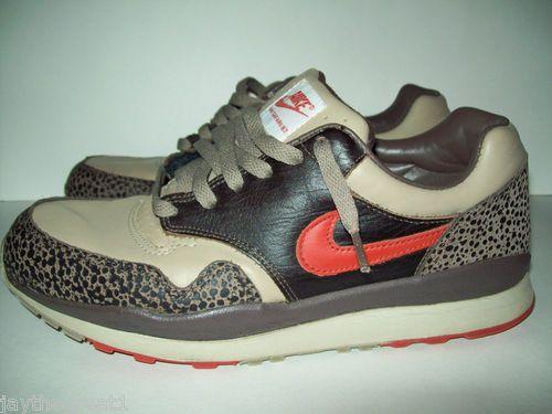 Nike Air Max Safari 87 Shoes Size 10