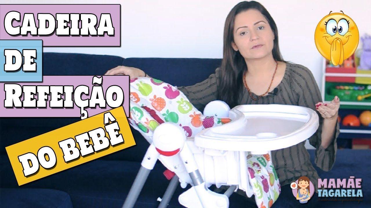 Oi gente! Hoje eu vou mostrar para vocês o que observar ao escolher a cadeira de refeição do bebê. São coisas que eu observei e considerei quando optei por comprar esse cadeirão na época da introdução alimentar do Eric.