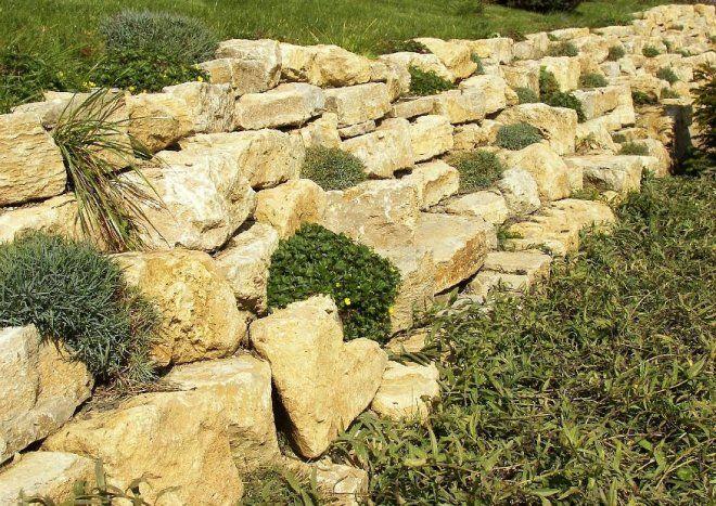Hangmauern – Terrassierung | Pinterest | Retaining walls