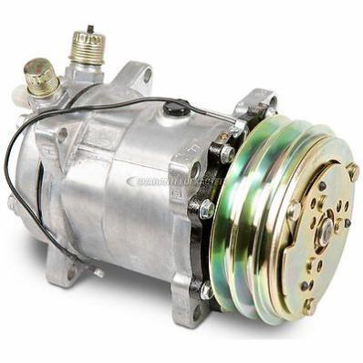 awesome New AC AC Compressor & Clutch For Alfa Romeo Amc