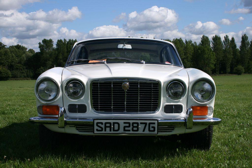 1969 Jaguar XJ6 4.2 Series I