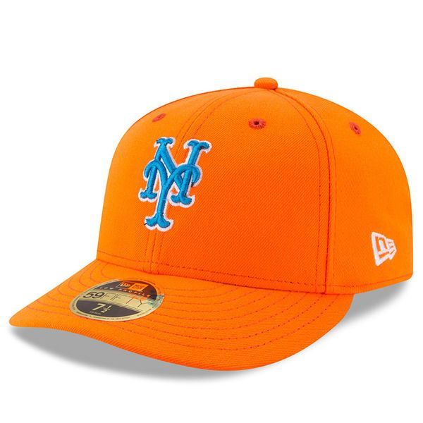 188e355361 New York Mets New Era 2017 Players Weekend Low Profile 59FIFTY Fitted Hat -  Orange -  35.99