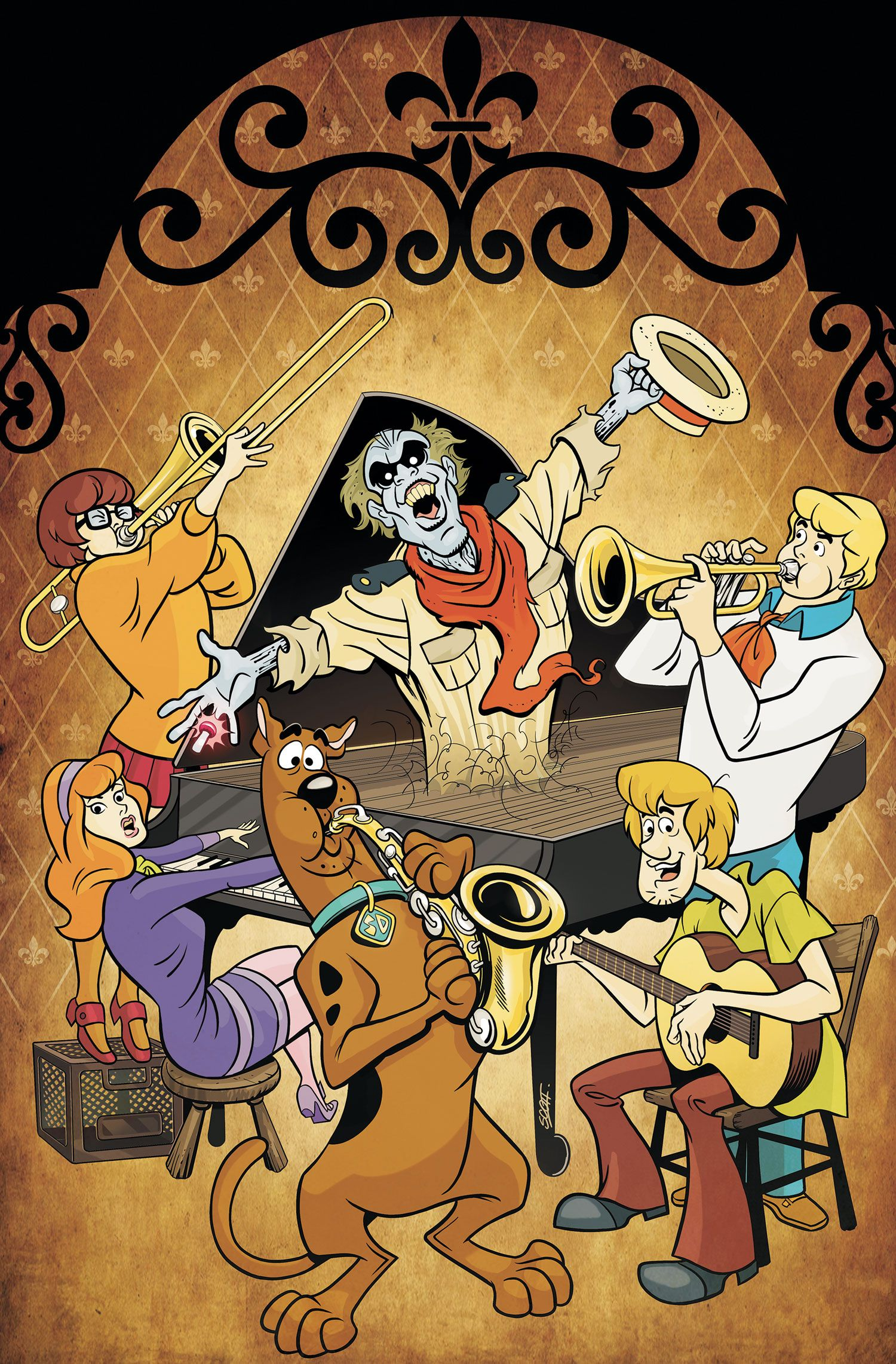 Scooby Doo Where Are You Vol 1 30 Scooby Doo Mystery Incorporated Scooby Doo 80s Cartoons