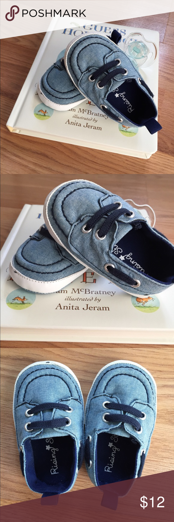 Baby Boy Shoes❗️6-9m | Boy shoes, Baby