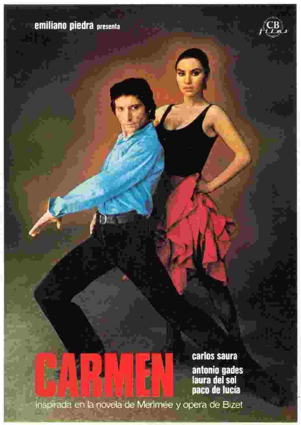 Carmen 1983 Películas Completas Cine Peliculas