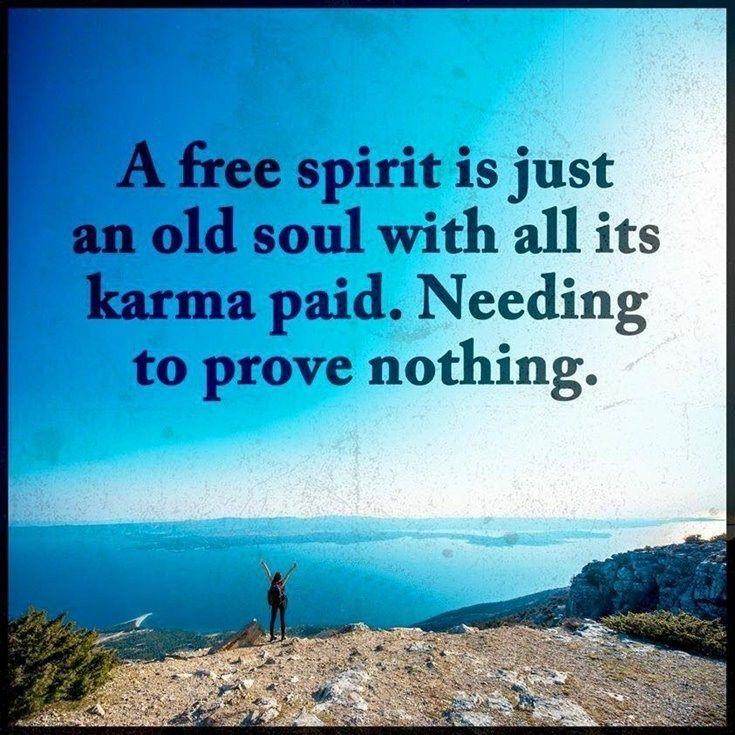 free spirit quotes short