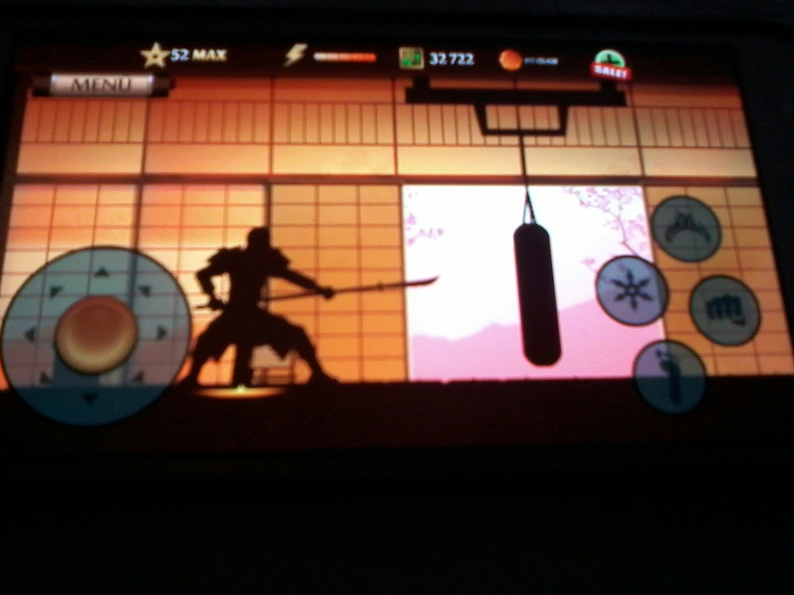 Shadow Fight 2 Wasp S Naginata Shadow Fight Box Fan
