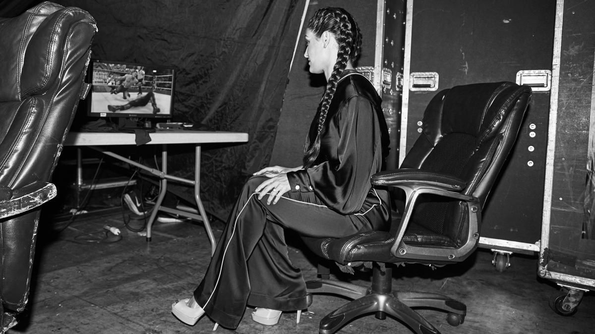 50+ behind-the-scenes photos from SummerSlam 2017 ...