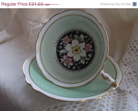 Lovely Paragon cup and saucer  Elizabeth by Collectablesgalore, £17.20