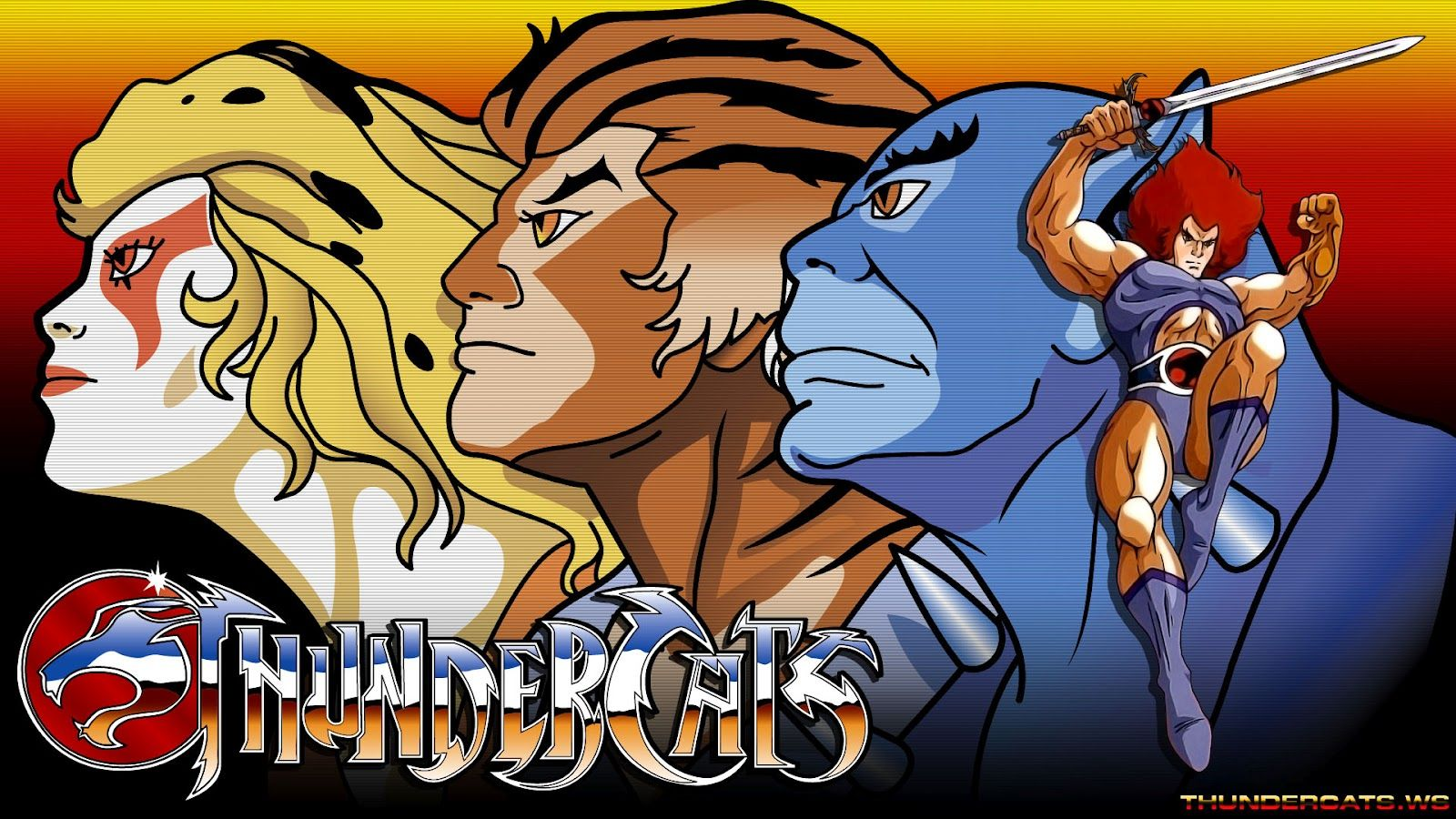Los Thundercats Huyen De Thundera Luego De Que Estallara Y Murieran Muchos Thunderianos Tras Que La Nave De Los Thund 80s Cartoon Thundercats Cartoon Cartoon