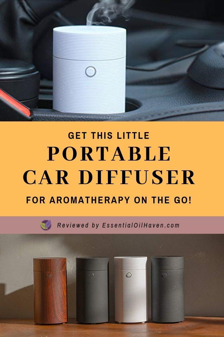 Aromatherapy Car Diffuser Review – 55ml Portable USB Car Diffuser