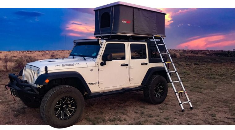 8 Best Roof Top Tents For Camping In The Wild Roof Top Tent Top Tents Roof Tent