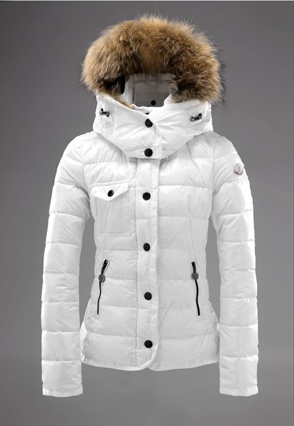 white moncler jacket womens