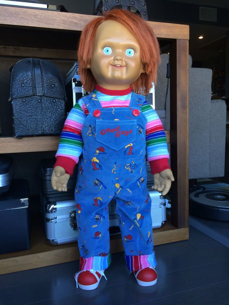 One Of A Kind 11 Full Sized Good Guy Chucky Doll Replica From Childs Play