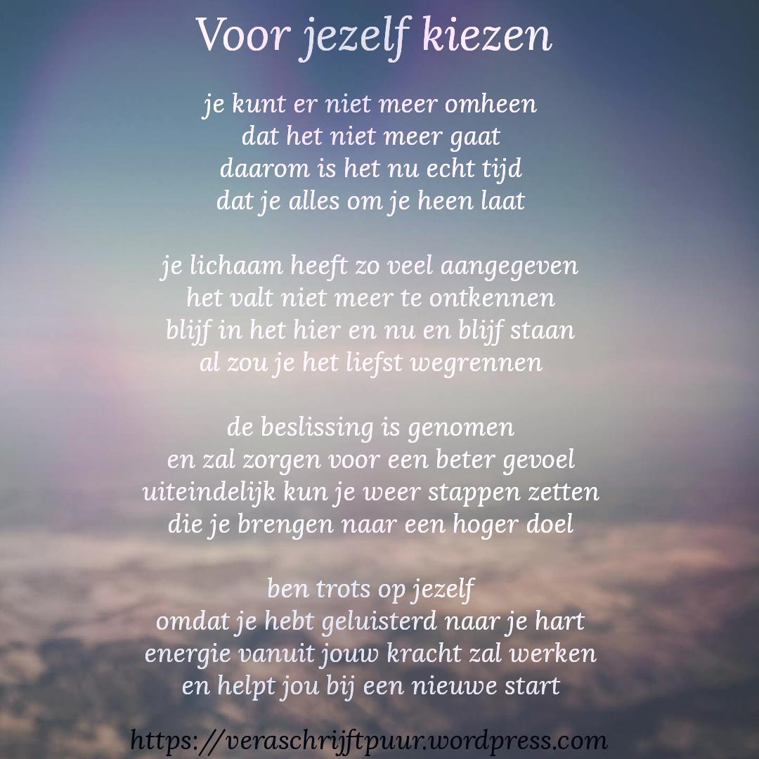 Voorkeur Voor jezelf kiezen | Pinterest | Poem, Dutch quotes and Wisdom @MB73