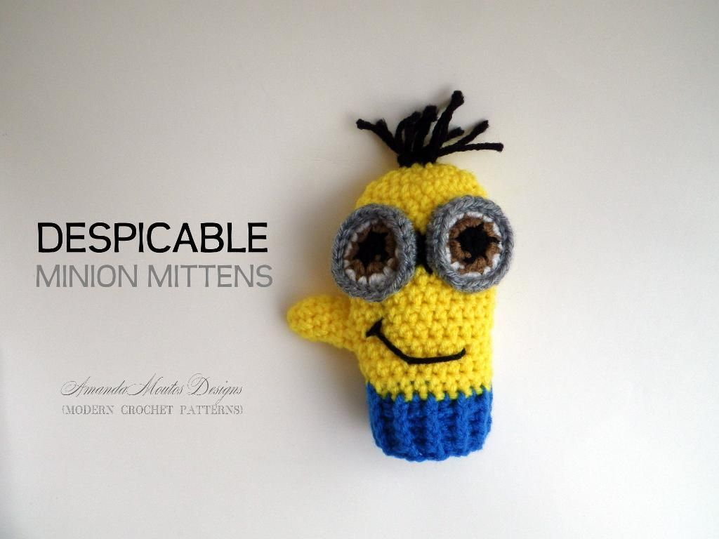 Despicable Me ... by Amanda Moutos | Crocheting Pattern - Looking ...