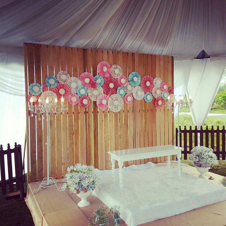 Diy sempoi wedding backdrop idea pinterest weddings and wedding diy sempoi junglespirit Choice Image