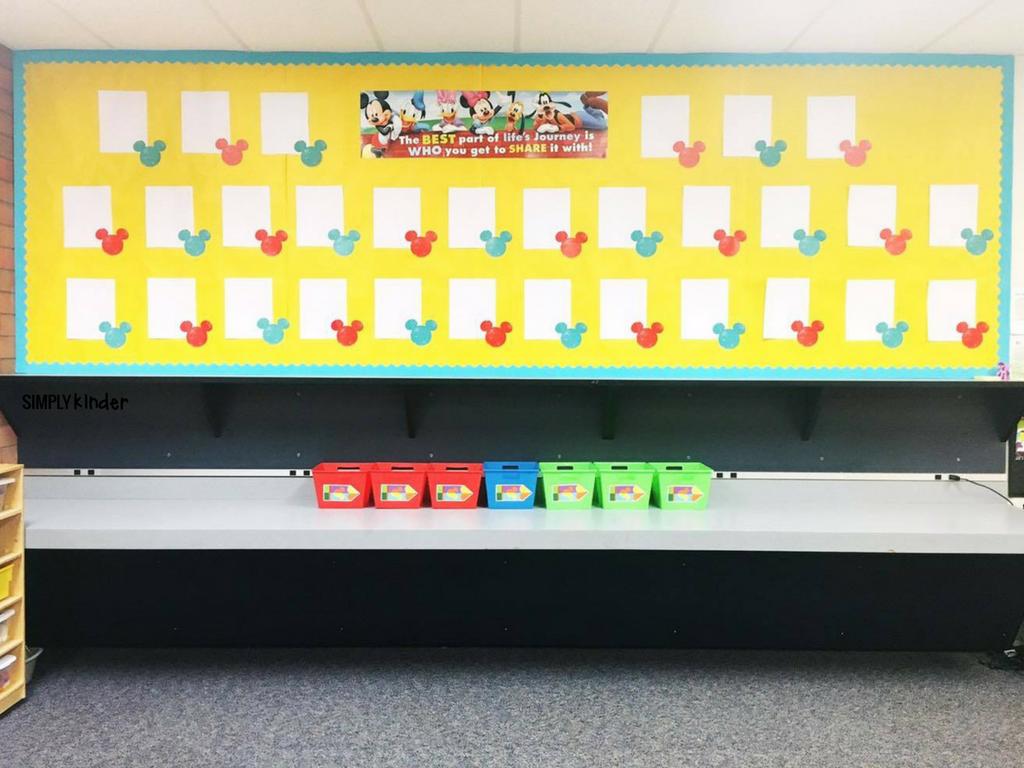 Classroom Decorations Bulletin Board Set : Classroom bulletin board growth mindset pbis