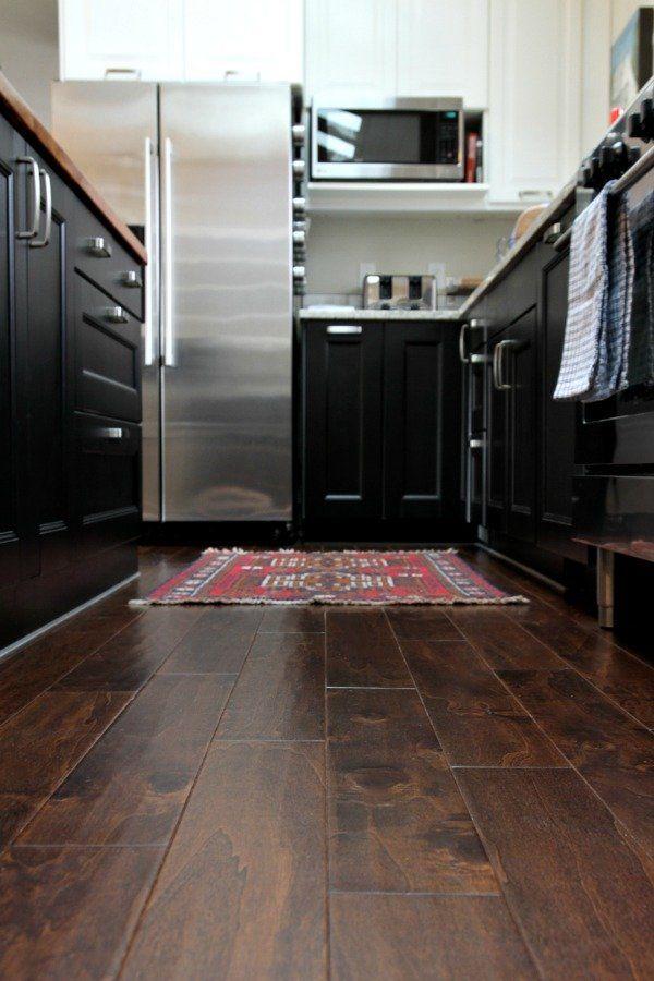 The Easiest Way To Keep Wood Floors Clean Cleaningwith What - Best way to keep tile floors clean