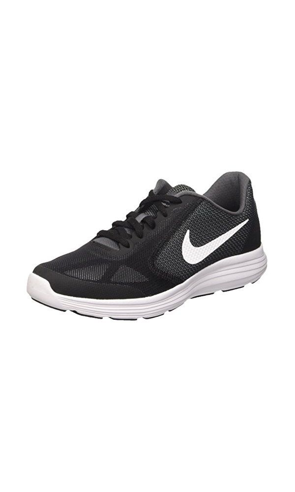 dc3c67aeb620e 58  - Boys     Nike Revolution 3 (GS) Running Shoe Dark Grey White ...