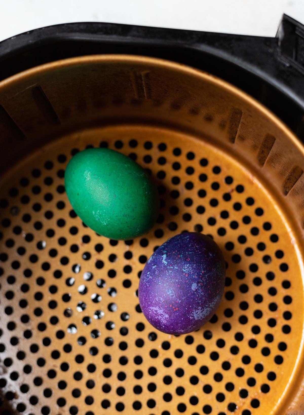 Air Fryer Eggs | Recipe | Hard boiled eggs, Boiled eggs ...