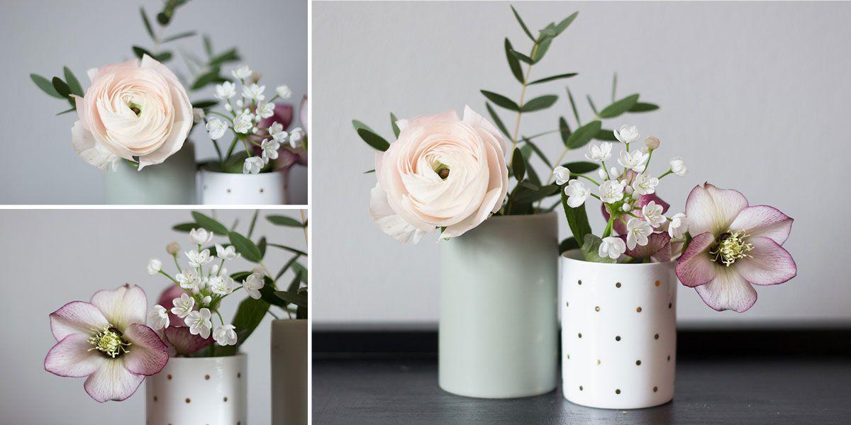 Tipp Tulpen Wachsen In Der Vase Weiter Und Neigen Mit Der Zeit Ihre