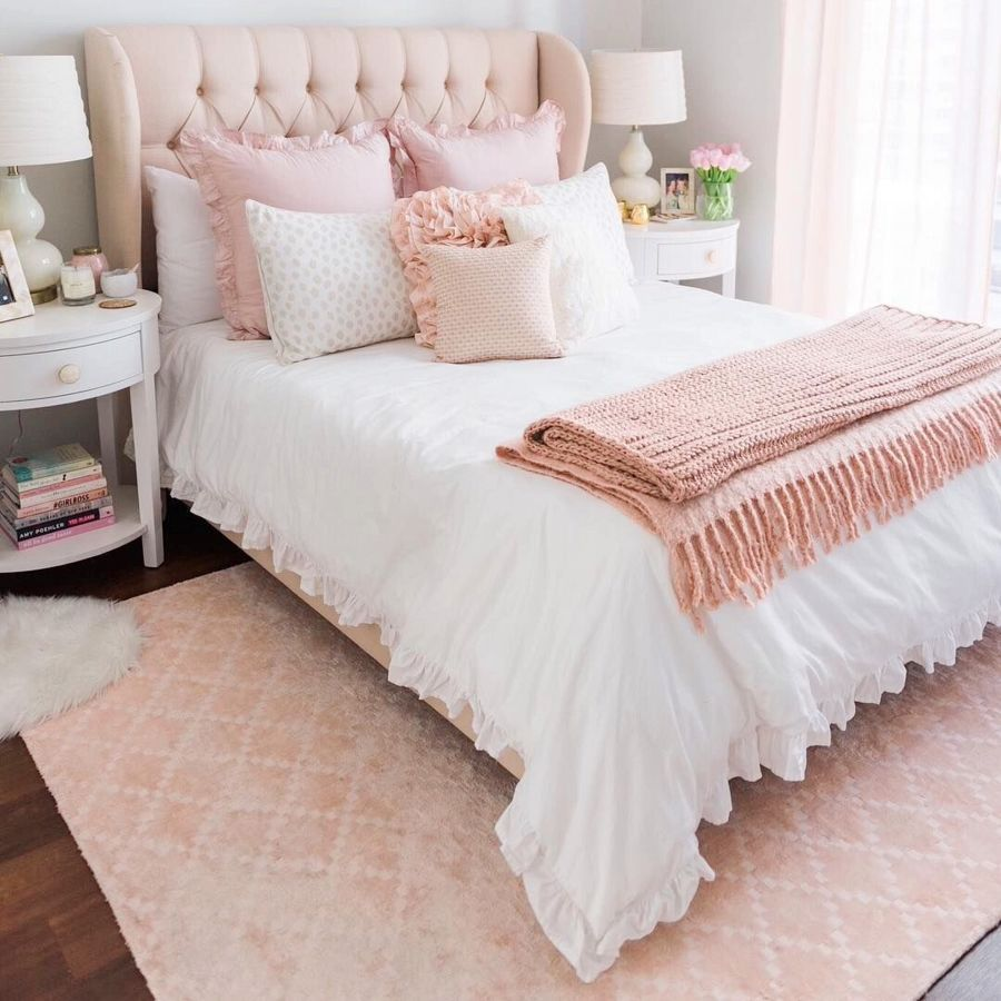 Romantic Living Room Ideas For Feminine Young Ladies Casa: 61+ Fun And Cool Teen Bedroom Ideas