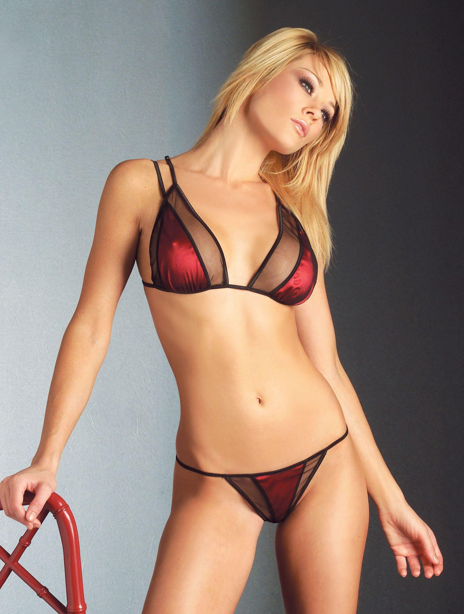 gleave lingerie Lisa
