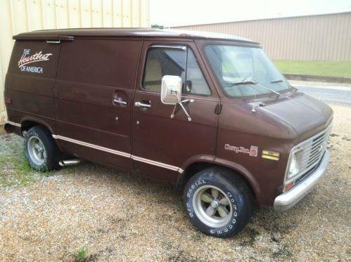Aftermarket Wheels For Vans G20 Van Custom Chevrolet G20 Van