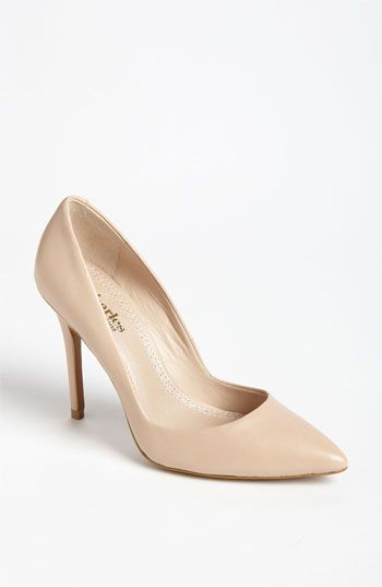 97d3096f03 Basic nude heel | Charles by Charles David 'Pact' Pump | Nordstrom ...