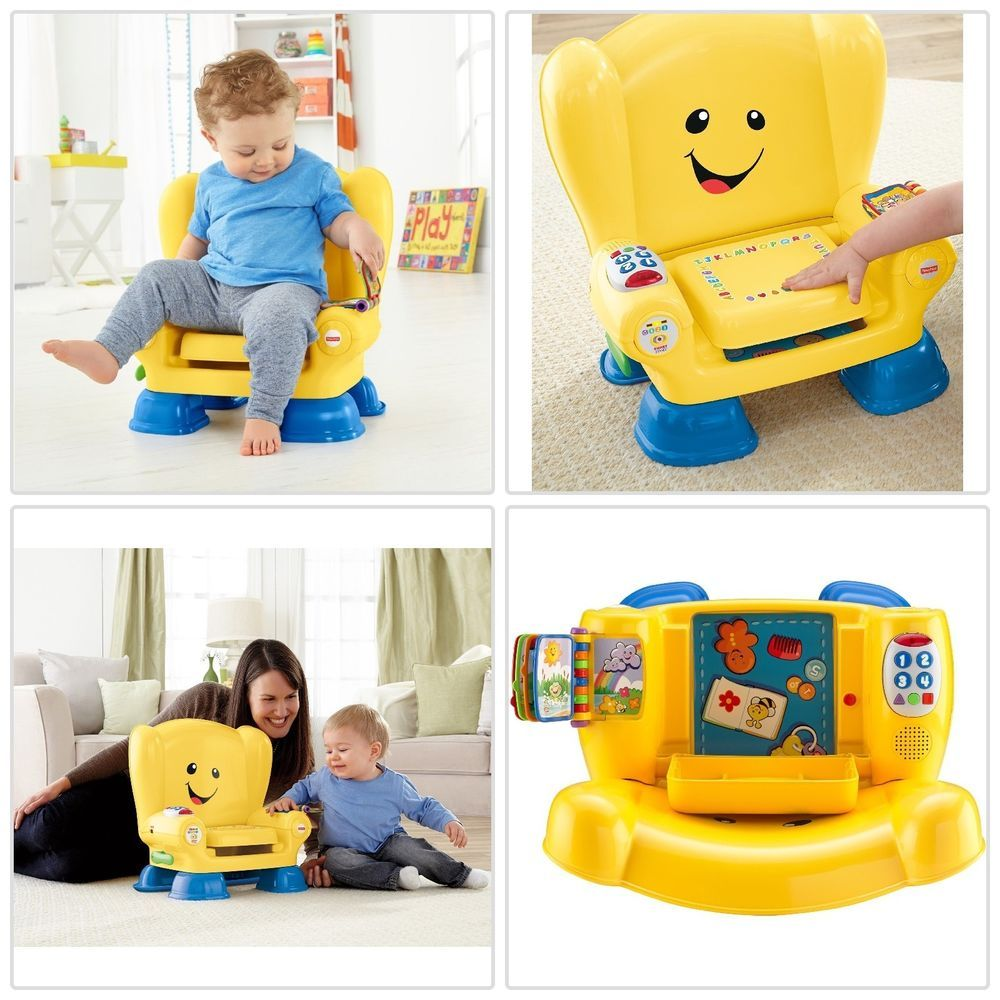 Fisher price laugh and learn smart stages baby chair