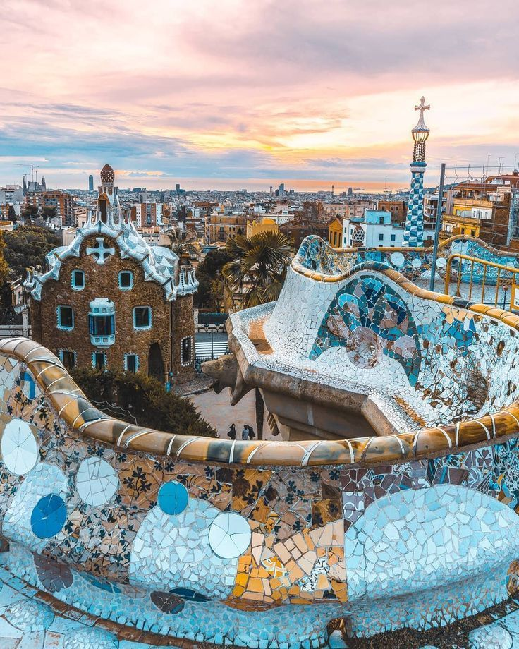 11 of the Most Instagrammable Places in Barcelona #favoriteplaces