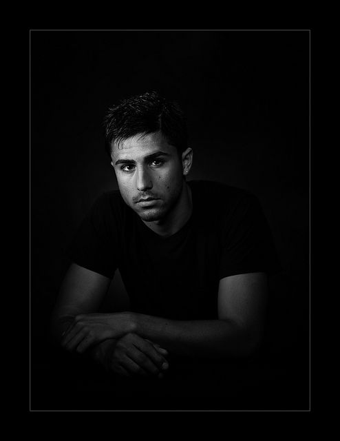 Men portraits male low key portrait flickr photo sharing