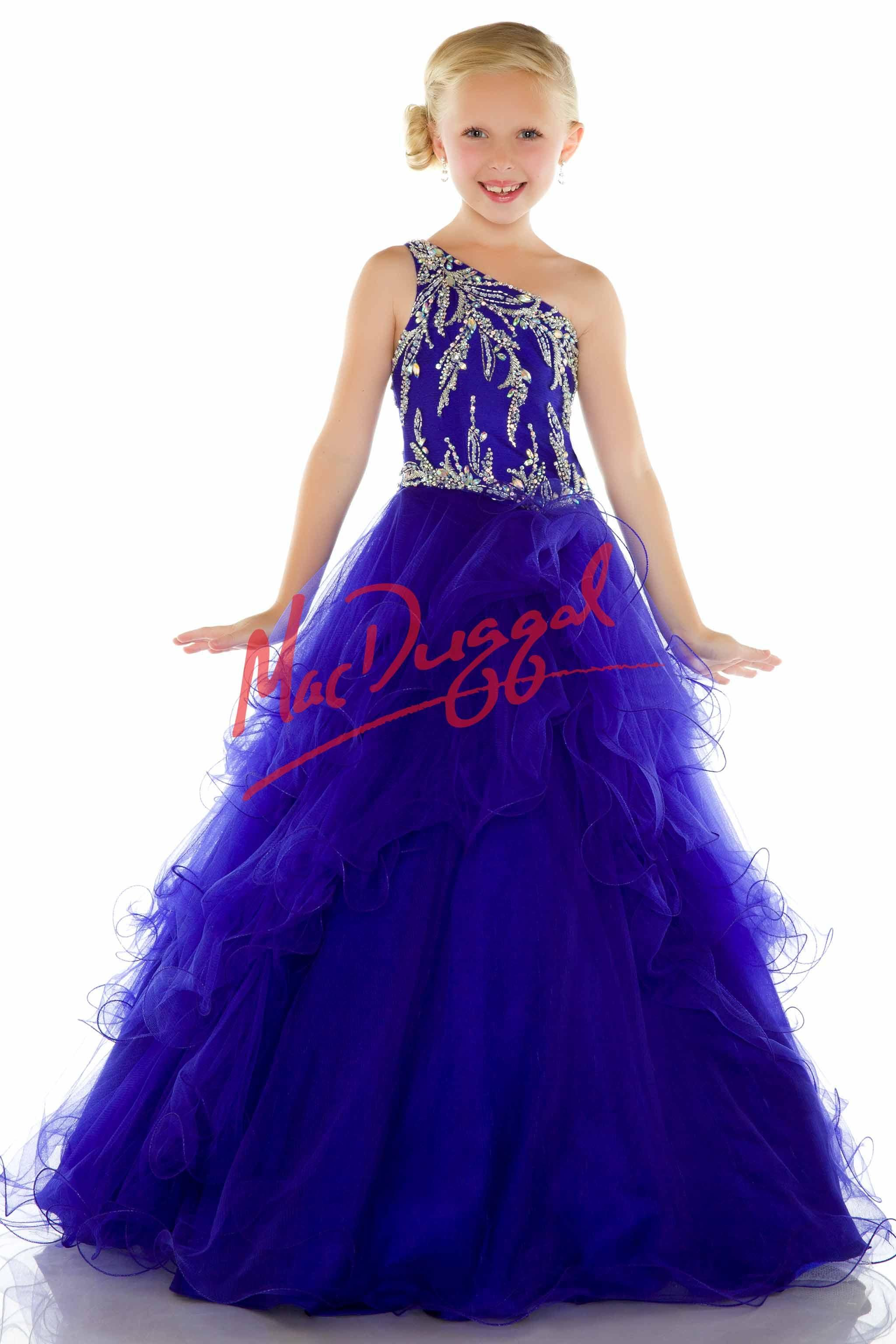 light blue little girl pageant gowns - Google Search | gown | Pinterest