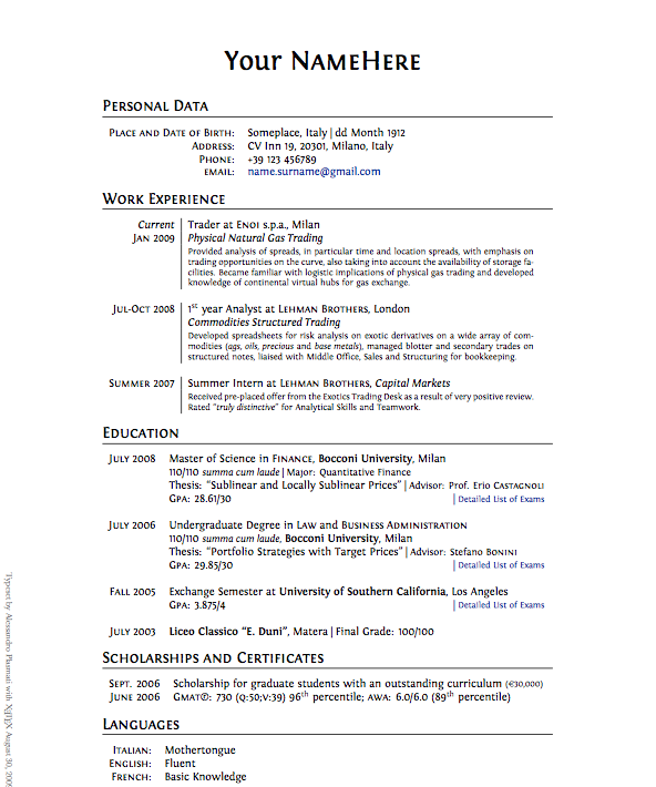 Writer Resume Writing A Work Resume  How To Write A Freelance Writer Resume._ .