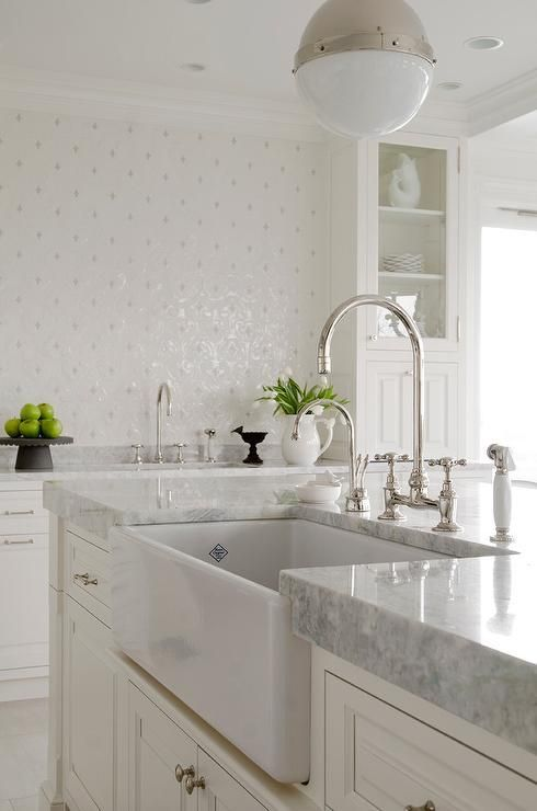 Farmhouse Sinks Are Not Only Easy On The Eyes, They Are Extremely  Functional. Take