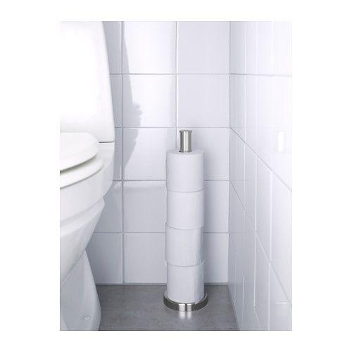 GRUNDTAL Toiletrolhouder - IKEA - Home Decor | Pinterest - Toiletten ...