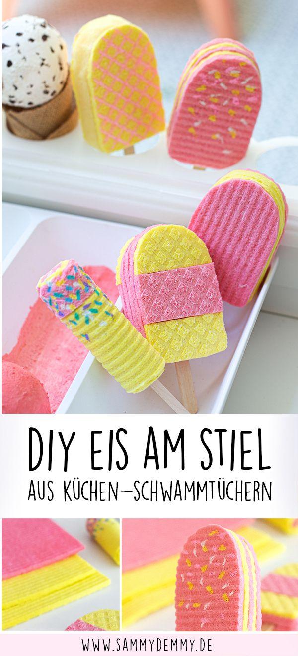 IKEA-Hack: DIY Eisdiele für Kinder