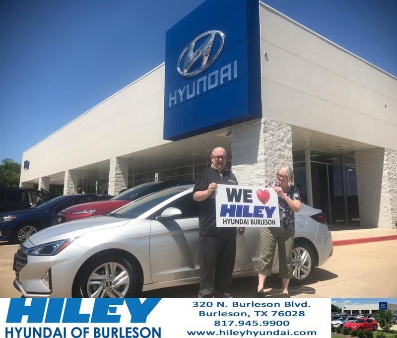 Used Car Dealerships Tyler Tx >> Hiley Hyundai Of Burleson Customer Review 5 Star Review Met