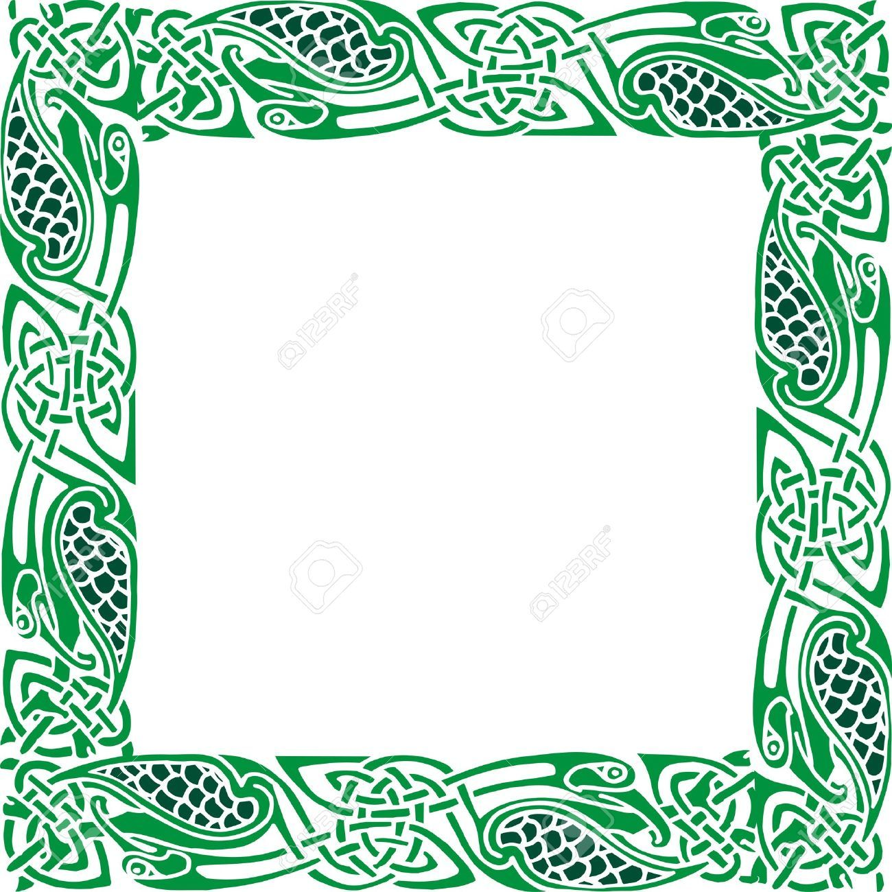 Celtic Knot Border Patterns Designs | 2017 - 2018 Best ...