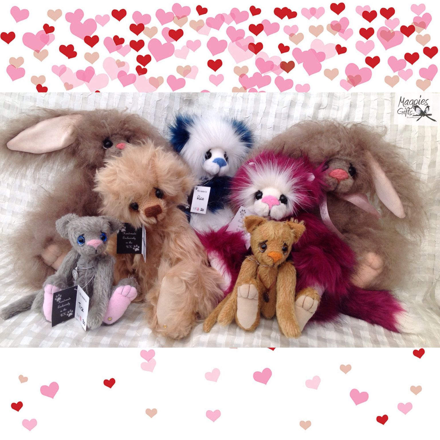More kaycee bears arrive at magpies gifts in stock with free pp more kaycee bears arrive at magpies gifts in stock with free pp in the uk negle Image collections
