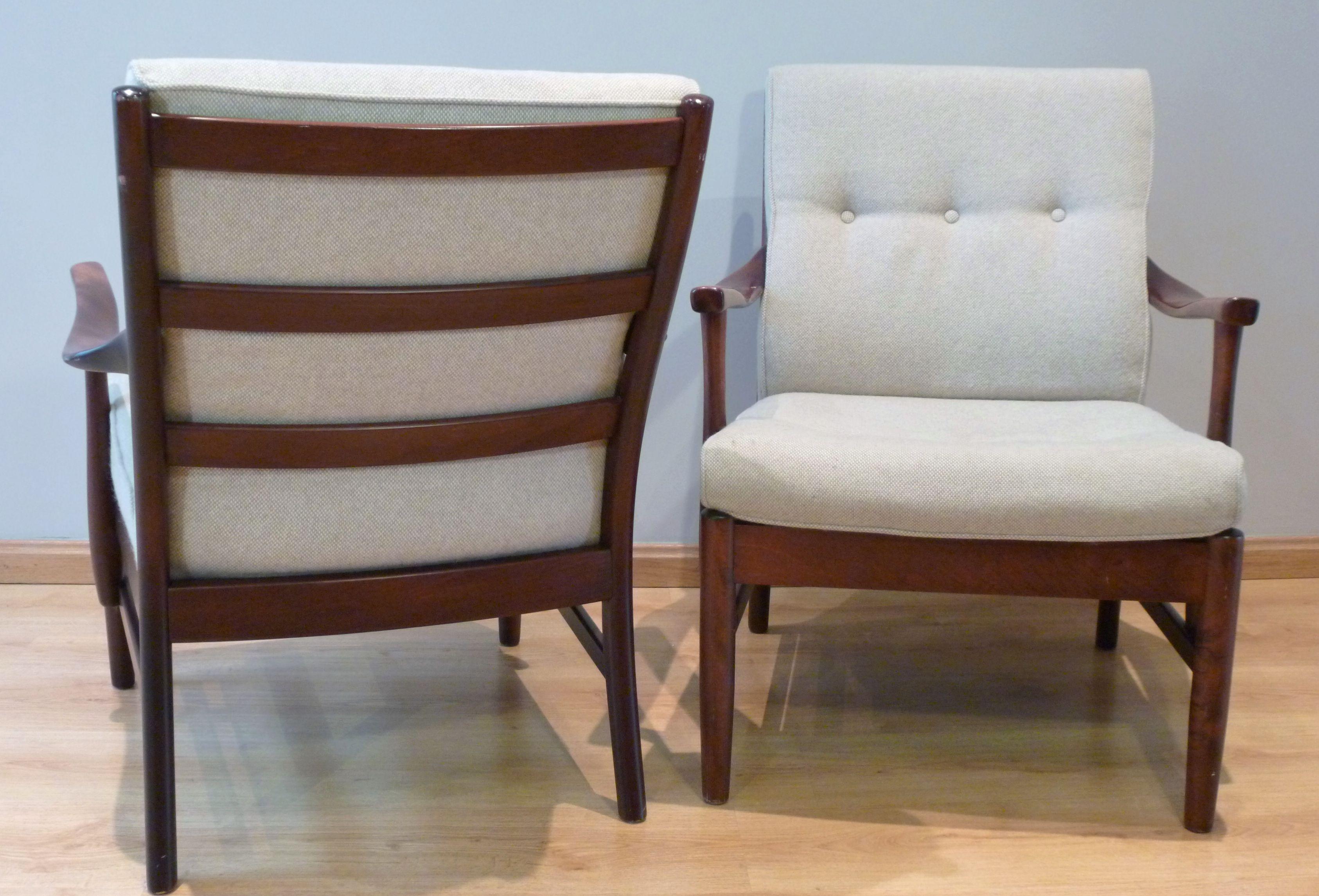 OPORTUNIDAD Butacas Danesas De los grandes productores de muebles ...