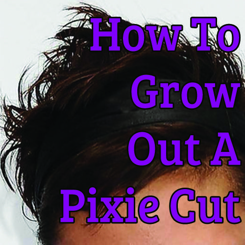 how to style your hair while growing it out it keeps getting better growing out my pixie cut best 4764