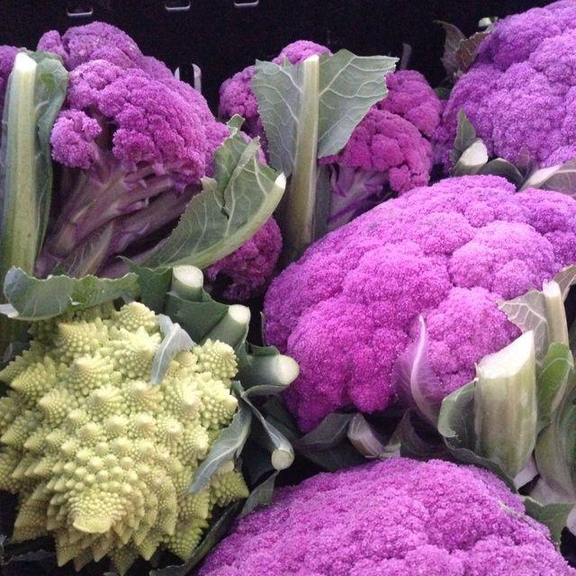 Food Network Purple Cauliflower Salad Recipes