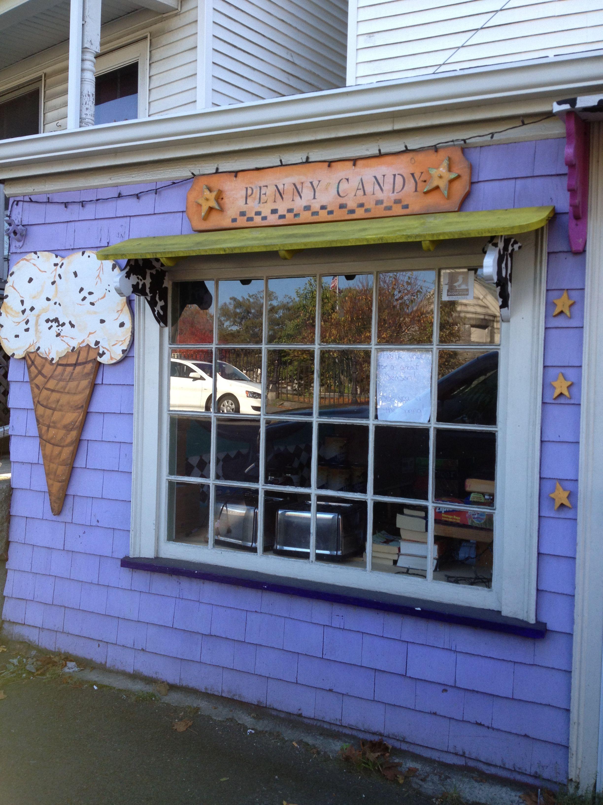 Adorable little shop
