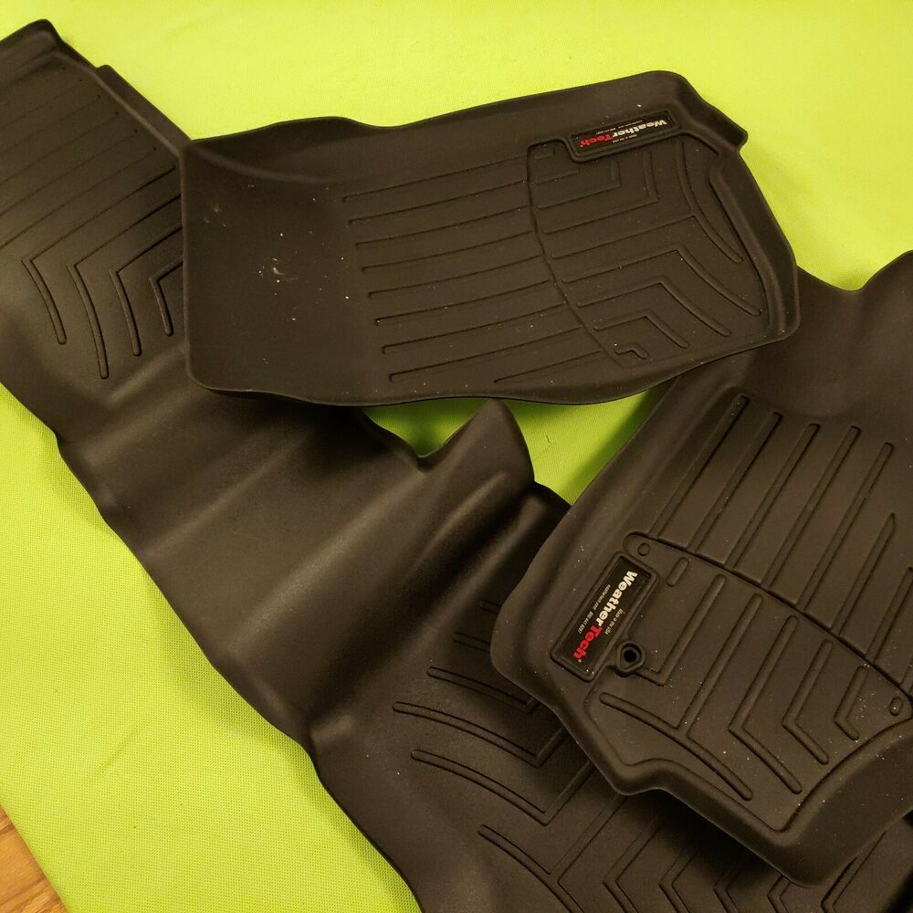 Jeep Grand Cherokee WeatherTech Floor Mats All Weather