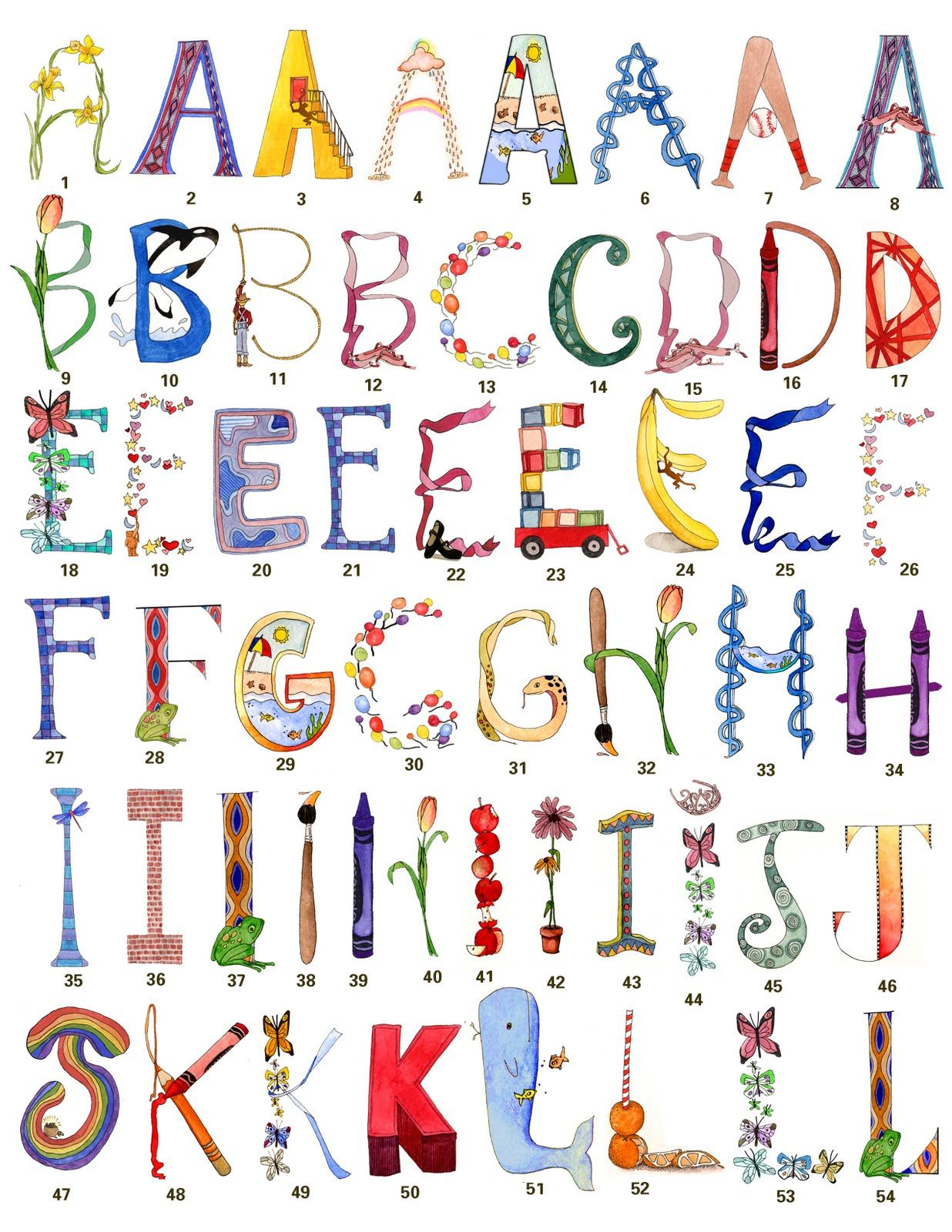 Name Arts Closed Review Giveaway Name Art 4 Kids Frugal Philly Mom Alphabet Art Print Name Art Projects Alphabet Art