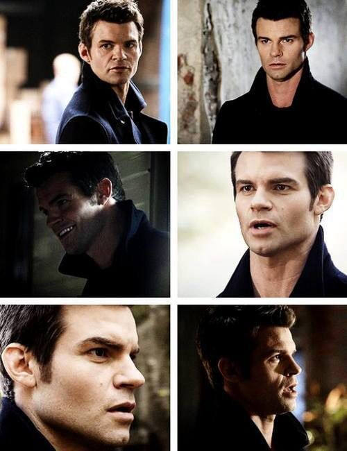 David Gillies as Elijah