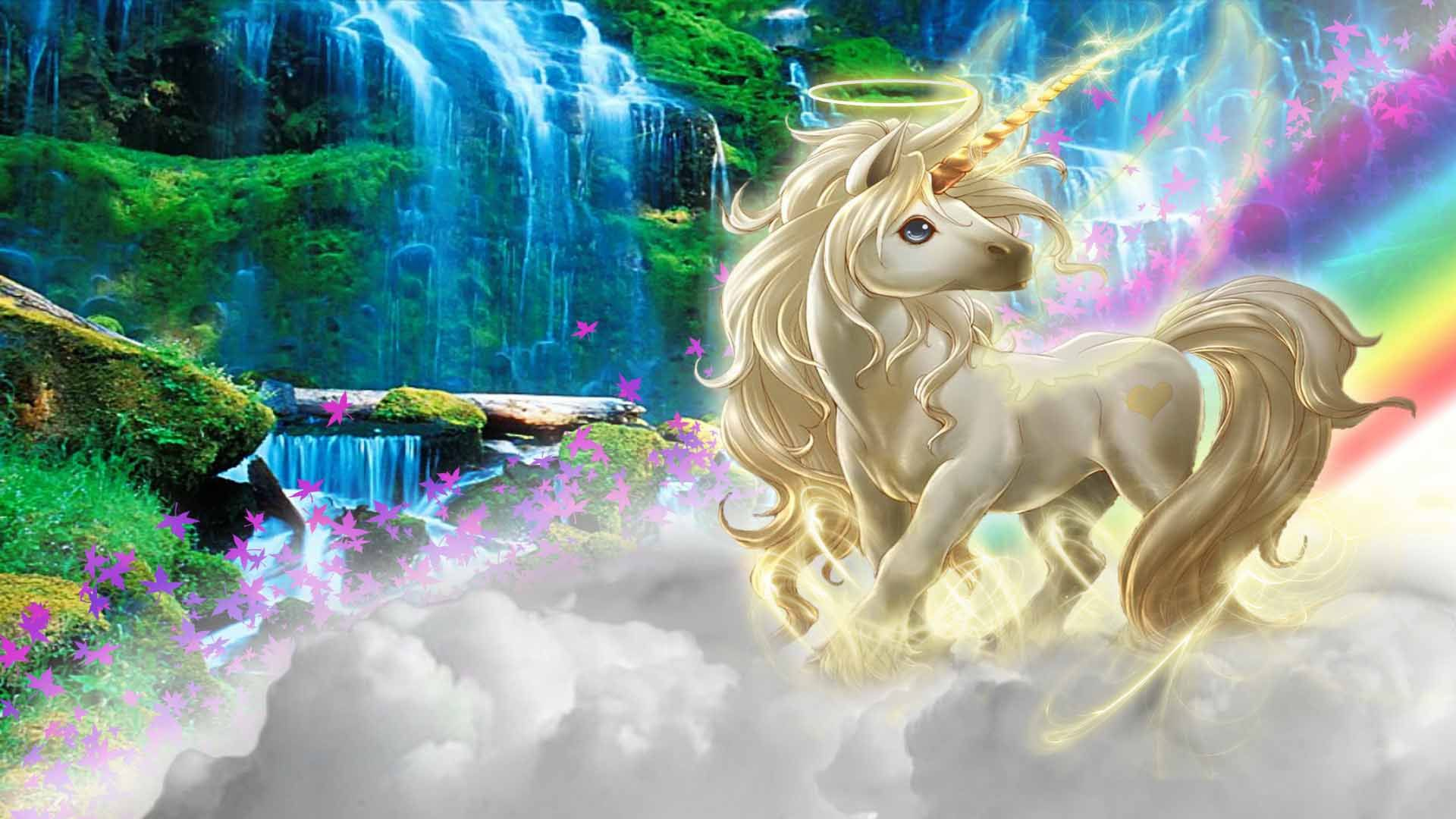 Fantasy-Magic-Unicorn-Horse