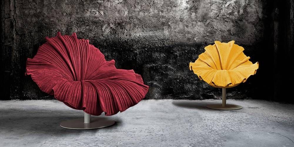 The Bloom By Kenneth Cobonpue #Arts #Design #InteriorDecor Unique - Balou Rattan Mobel Kenneth Cobonpue